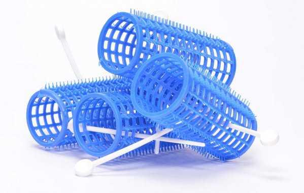 Пластмассовые бигуди