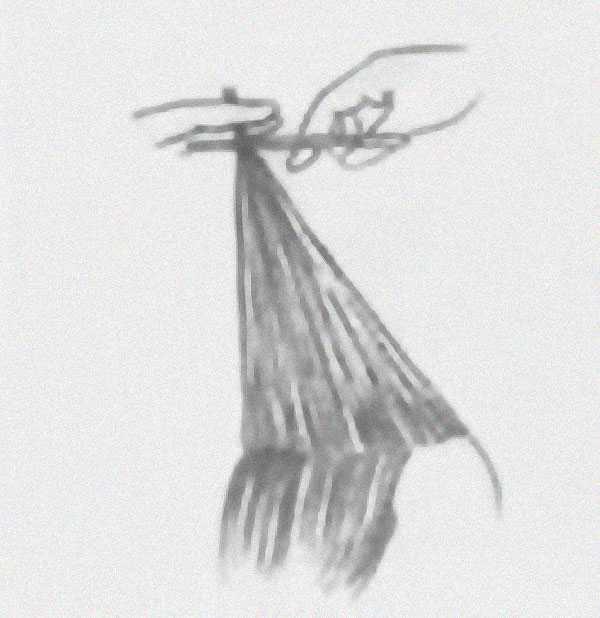Удлиненная асимметричная челка